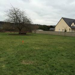 Vente Terrain Beaumont-le-Roger 1136 m²