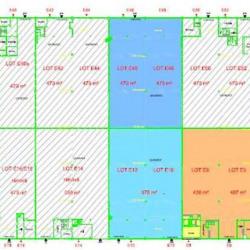 Location Local d'activités Lisses 5769 m²