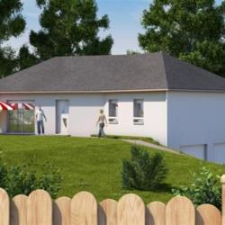 Maison  5 pièces + Terrain  2400 m² Rignac