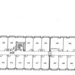 Location Bureau Lyon 6ème 1510 m²