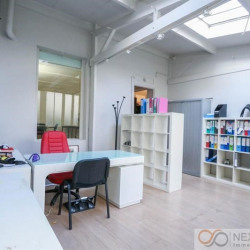 Location Bureau Levallois-Perret 50 m²