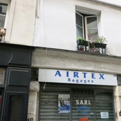 Location Local commercial Paris 3ème 49 m²