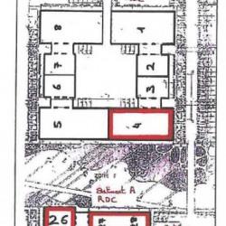 Location Bureau Lisses 1371 m²