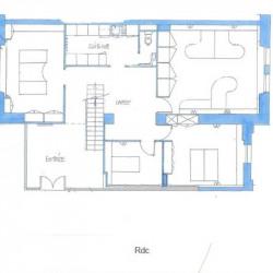 Location Bureau Issy-les-Moulineaux 110 m²