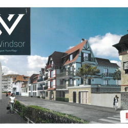 Le windsor au touquet programme 14 logements