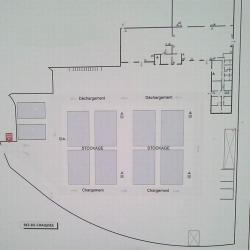 Location Local d'activités Savigny-le-Temple 1621 m²