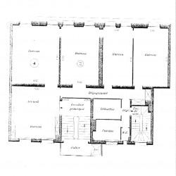 Location Bureau Paris 8ème 150 m²