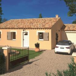 Maison  5 pièces + Terrain  500 m² Barjols