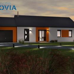 Maison  4 pièces + Terrain  454 m² Rodez
