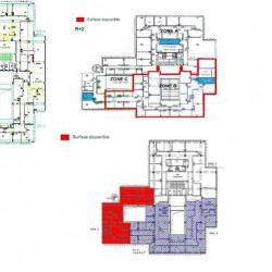 Location Bureau Paris 13ème 2408 m²