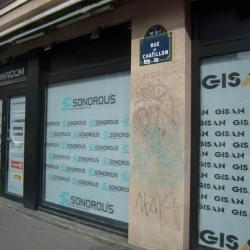 Location Local commercial Paris 14ème 118 m²