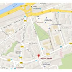 Location Bureau Issy-les-Moulineaux 1017 m²