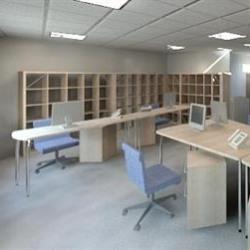 Location Bureau Sainte-Marie-des-Champs 70 m²