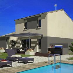 Maison  4 pièces + Terrain  1000 m² Vence