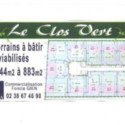 Vente Terrain Gien 0 m²