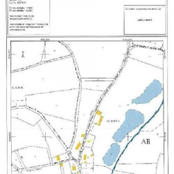 Vente Terrain Chivres-Val 627 m²