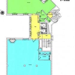 Location Bureau Paris 17ème 263 m²