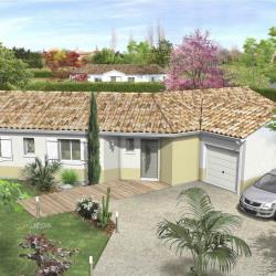 Maison  4 pièces + Terrain  1079 m² Mézos