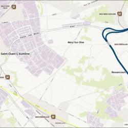 Location Local d'activités Méry-sur-Oise 373 m²