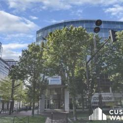 Location Bureau Levallois-Perret 2923 m²