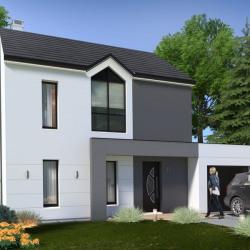 Maison  4 pièces + Terrain  611 m² Hesdin