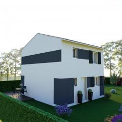 Maison  4 pièces + Terrain  400 m² Rousset