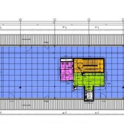 Location Bureau Bruges 400 m²