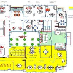 Location Bureau Rungis 454 m²