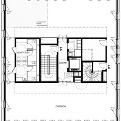 Vente Bureau Lyon 2ème 845 m²