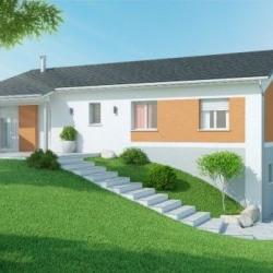 Maison  4 pièces + Terrain  419 m² Givors