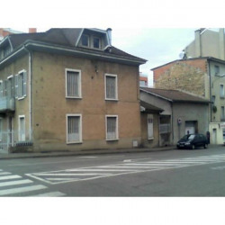 Location Local commercial Bourgoin-Jallieu 51,23 m²