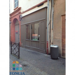 Location Local commercial Montauban 25 m²