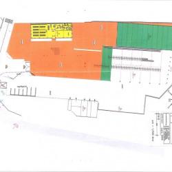 Location Local d'activités Forbach 1710 m²