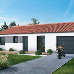 Maison  4 pièces + Terrain  400 m² Saint-Jean