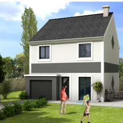 Maison  0 pièces + Terrain  285 m² Antony