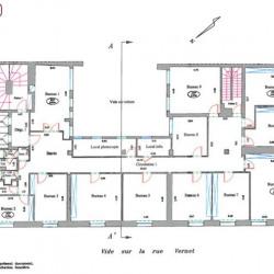 Location Bureau Paris 8ème 441 m²