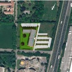 Vente Bureau Sorgues 1361 m²