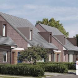 Maison  4 pièces + Terrain  200 m² Halluin