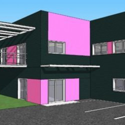Vente Bureau Guipavas 750 m²