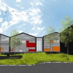 Vente Entrepôt Octeville-sur-Mer 4512 m²