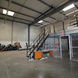 Location Local d'activités La Courneuve 481 m²