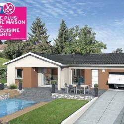 Maison  5 pièces + Terrain  1080 m² Ozan