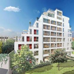 photo appartement neuf Paris 10ème
