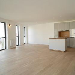 Duplex 110 m² avec 3 chambres et toit terrasse de 54 m²