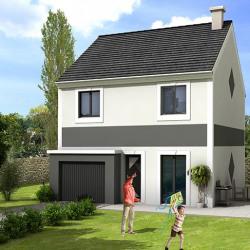 Maison  5 pièces + Terrain  356 m² Clichy-sous-Bois