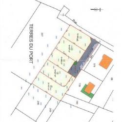 Vente Terrain Pont-d'Ain 557 m²
