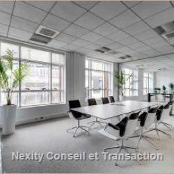 Location Bureau Paris 17ème 3363 m²