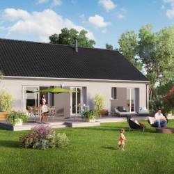 Maison  4 pièces + Terrain  900 m² Ville-en-Vermois