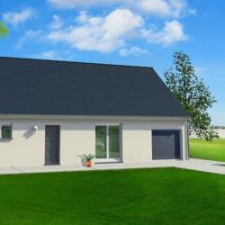 Maison  5 pièces + Terrain  600 m² Châteauneuf-en-Thymerais