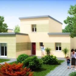 Maison  5 pièces + Terrain  1600 m² Montacher-Villegardin